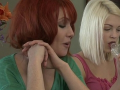 Bree Daniels and Elle Alexandra - Girlfriends Films