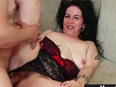 Load For Her Hairy Pussy 29
