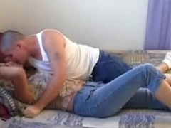 Russian girl Anastasia fucked hidden web camera more videos on (www.milffreecams.net)