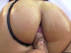 (kelsi monroe) Slut Girl With Big Round Irritant Like Unfathomable cavity Anal Sexual connection movie-17