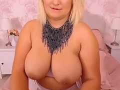 Horny Blonde Webcam