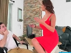 Hot busty scrimshaw nailed by her boss regarding the office 09