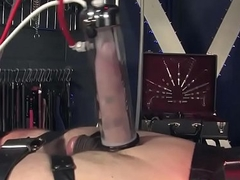 Female dom punished tied down submissive