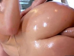 Anal Sex On Cam With Oiled Curvy Huge Ass Girl (abella danger) mov-01
