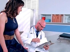 Hardcore Carnal knowledge Act Between Doctor Coupled with Hawt Slut Patient (Cytherea) mov-05