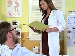 Sex Scene Action Between Doctor And Sluty Patient (keisha grey) mov-10