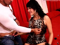 Gaby Garcia hot mexican slut does Anal latina latina whore