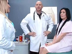 Hot Patient (payton west) And Horny Doctor bang In Sex Adventures Tough it out protrude vid-19