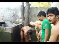 hot indian bath gay