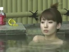 Japanese Onsen Hot Spring Hidden Cam 2 - WebCummers.com